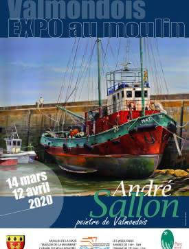 ANNULÉ - Exposition André Sallon
